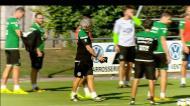 «Novo» Sporting a poucos dias do arranque oficial