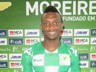 Elsinho (Foto: site oficial do Moreirense)