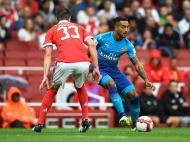 Arsenal-Benfica (Reuters)