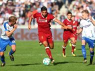 Hertha Berlim-Liverpool (Reuters)