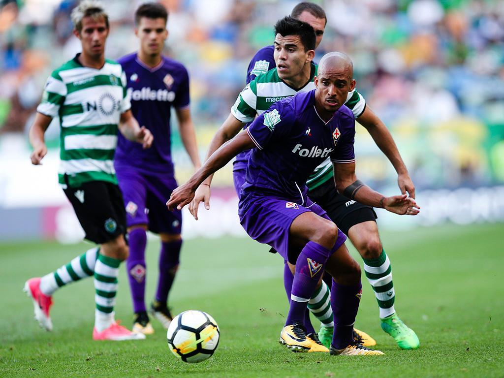 Sporting-Fiorentina (Lusa)
