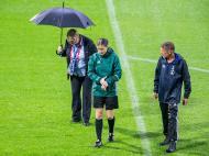 Futebol Feminino: Alemanha-Dinamarca (Lusa)