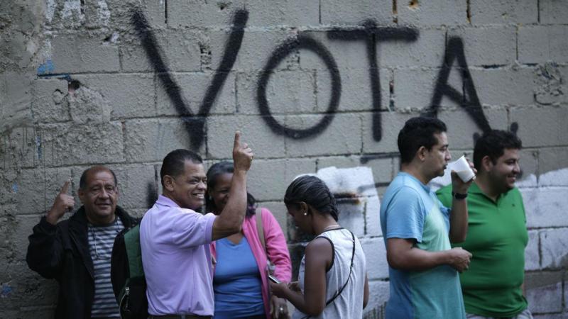 Eleições para a Assembleia Constituinte na Venezuela