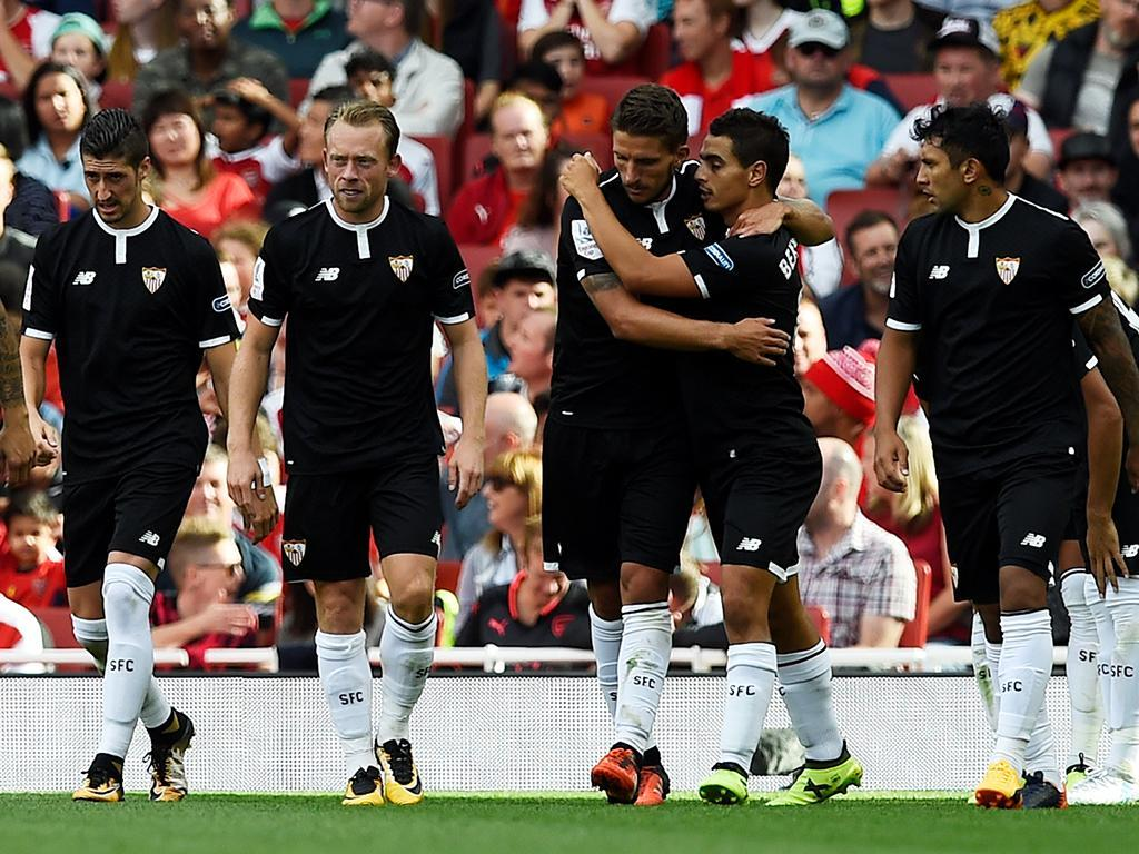 Arsenal-Sevilha (Reuters)