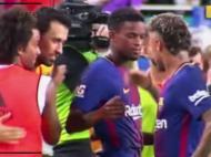 Pazes entre Neymar e Nelson Semedo?