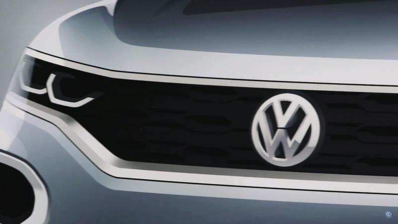 VW confirma apresentação mundial do novo T-Roc para 23 de agosto