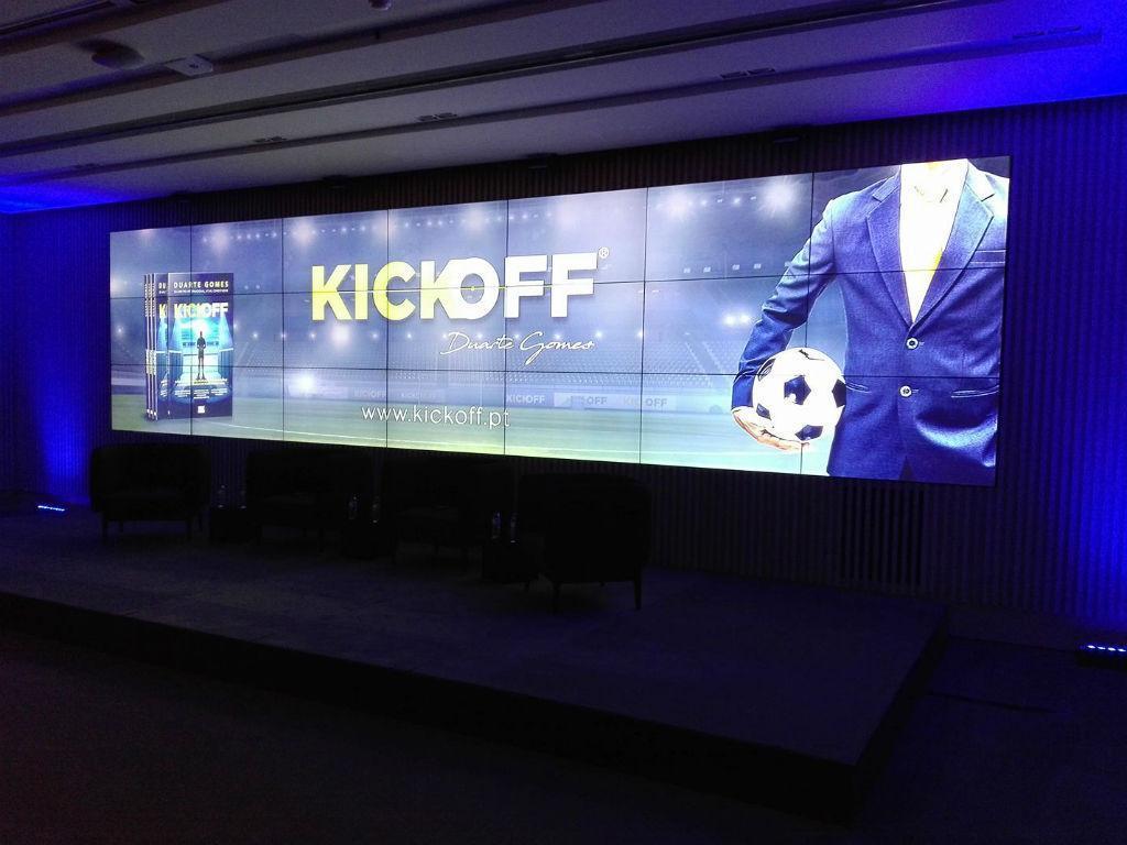 Kickoff, Duarte Gomes