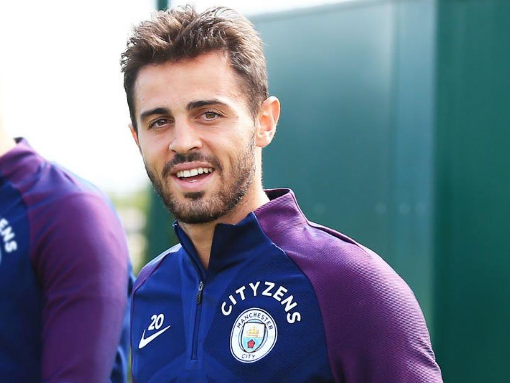 Bernardo Silva (Fonte: City)