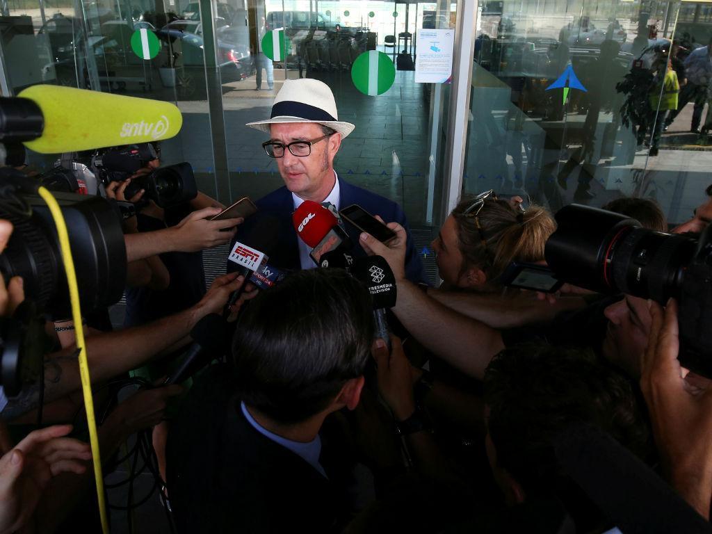 Neymar: advogados chegam a Barcelona