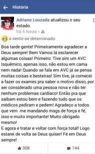 Adriano Louzada - AVC