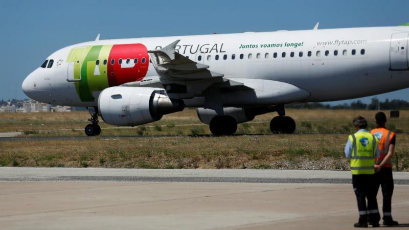 Aeroporto de Lisboa (arquivo)