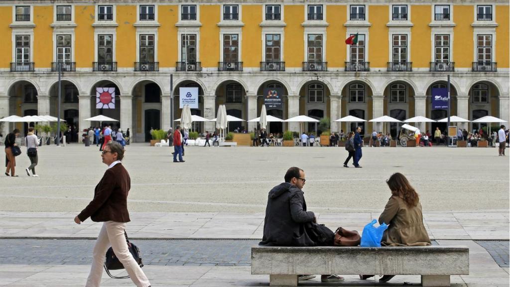 Ministério das Finanças - Praça do Comércio