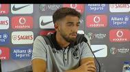 «Muito motivados para levar a Supertaça para Guimarães»