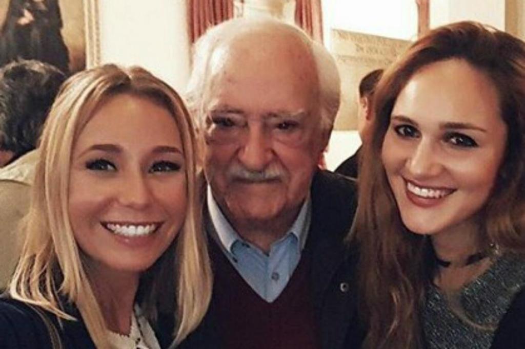 Sofia Arruda, Ruy de Carvalho e Filipa Maló