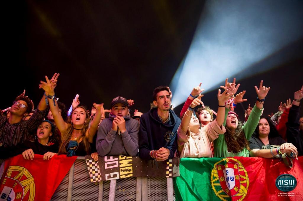 April Ivy, Jamiroquai, Dengaz e Afrojack fecharam o palco principal do MEO Sudoeste no quinto e último dia do festival da Zambujeira do Mar.