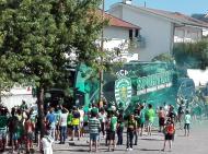 Autocarro Sporting Vila das Aves