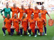 Futebol Feminino: Holanda (Reuters)