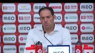 «Dados demonstram que foi duro para o Sporting»