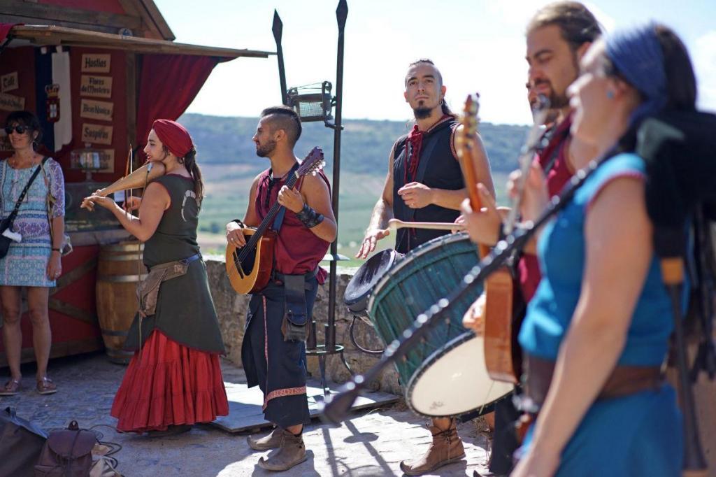 A Idade Média voltou a Óbidos durante 16 dias