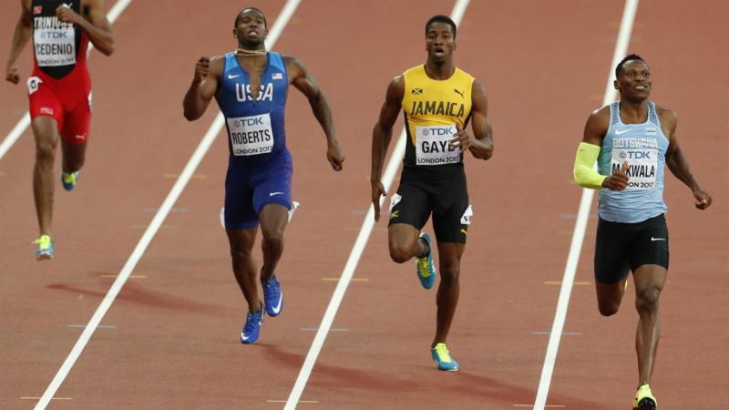 Mundiais de atletismo de Londres