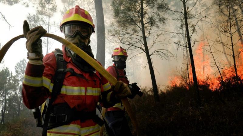 Incêndio em Tábua