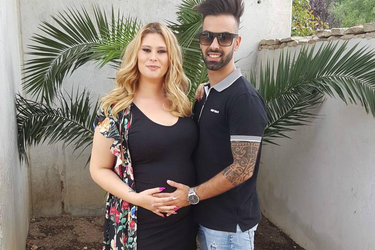 Bernardina vai ser mãe pela segunda vez!
