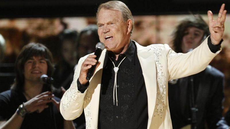 Morreu o cantor country Glen Campbell