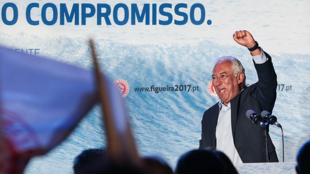 António Costa - secretário-geral do PS