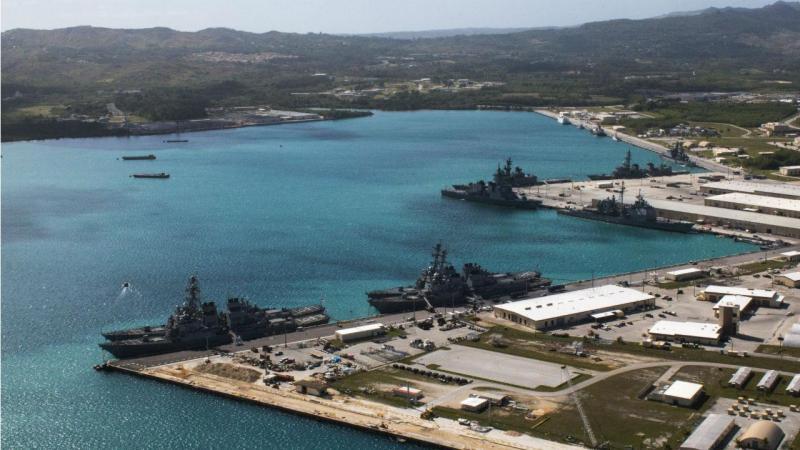 Ilha de Guam