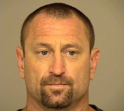 Andrew David Jensen - suspeito de furto em residência capturado através de análises de ADN