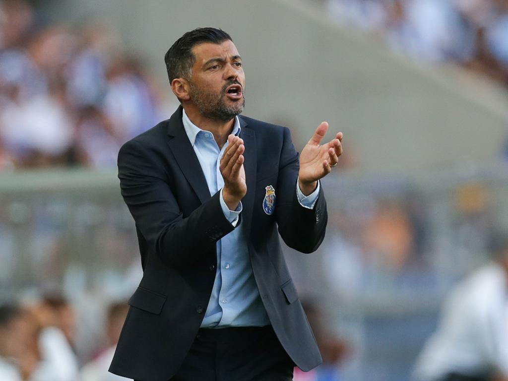 Conceição queria que eu fosse com ele para o Porto» | MAISFUTEBOL