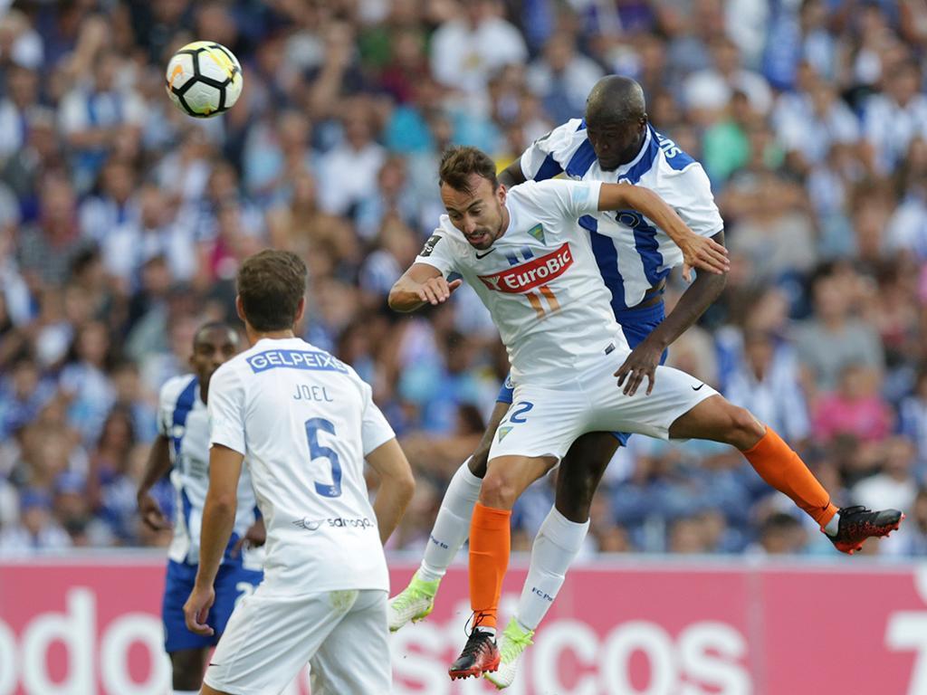 FC Porto-Estoril (Lusa)