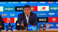 Pedro Emanuel explica o «pecado capital» do Estoril