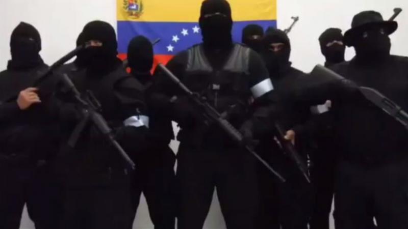 Grupo venezuelano apela à luta para derrubar governo
