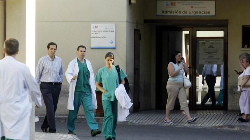 Hospital - Espanha (arquivo)