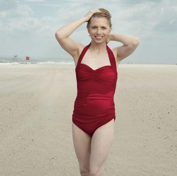 Chelsea Manning fotografada por Annie Leibovitz para a Vogue