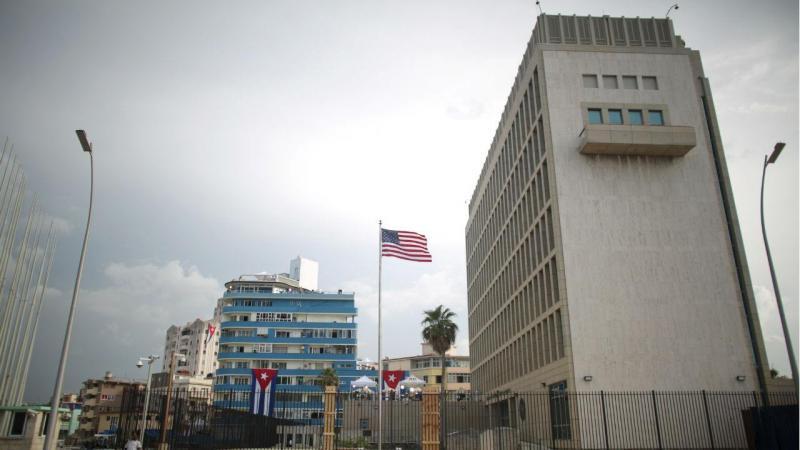 Embaixada dos Estados Unidos em Cuba