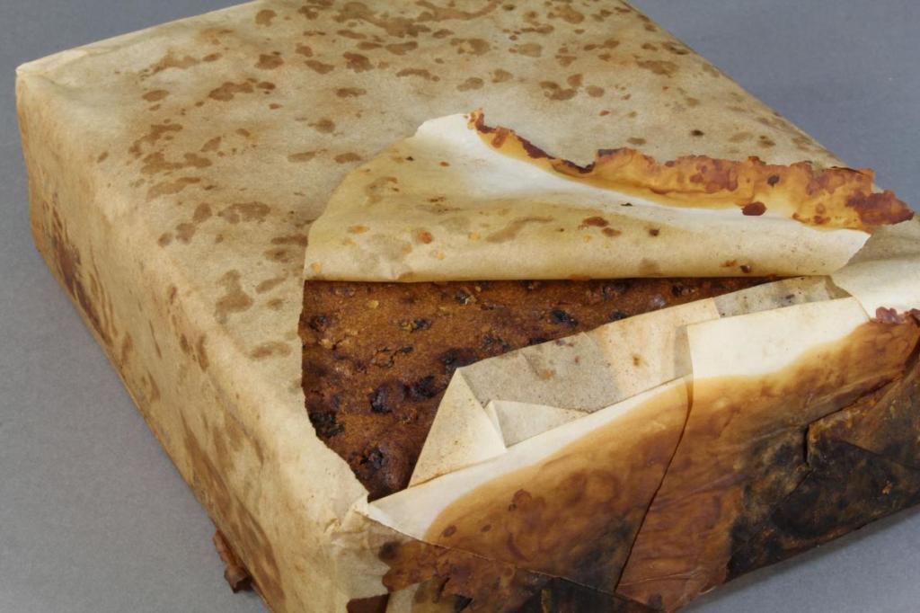 Este bolo esteve 100 anos na Antártida e pode ainda estar bom