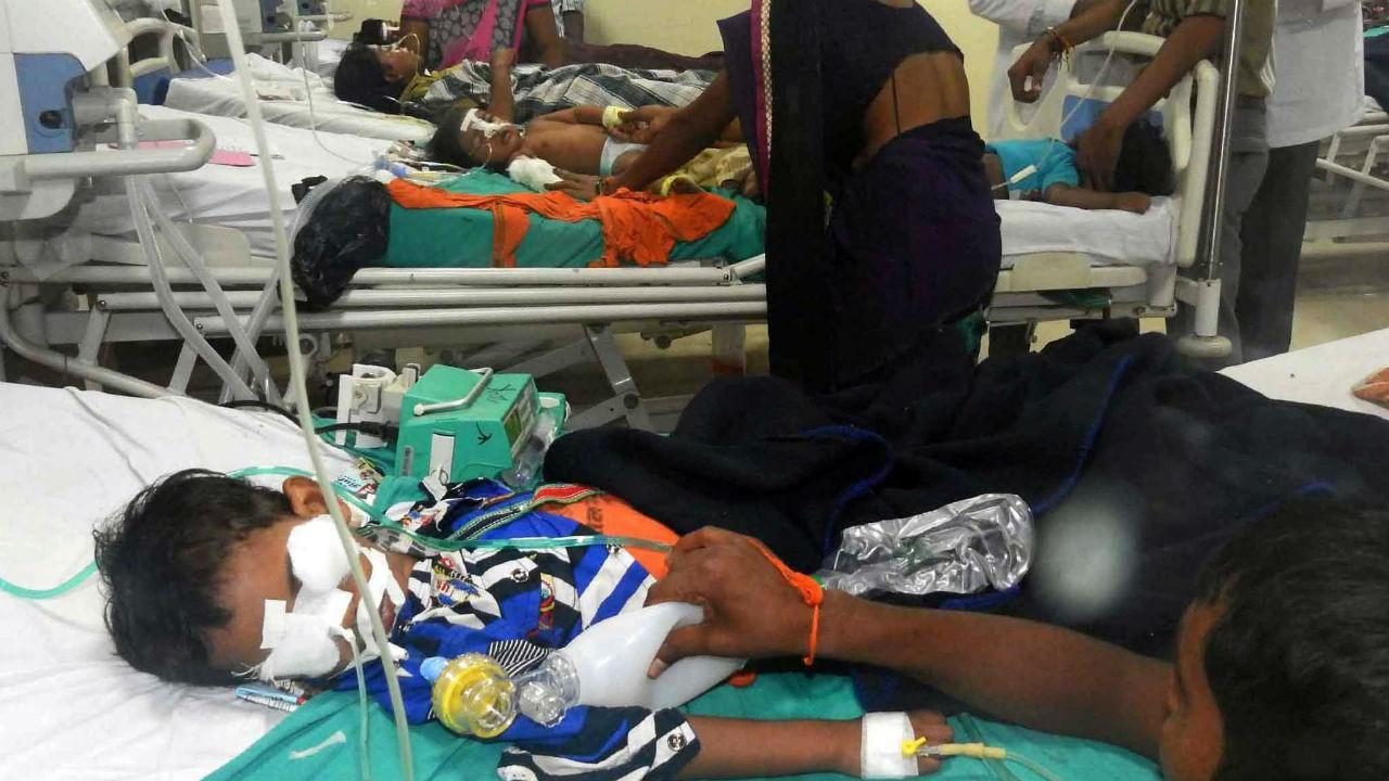 Mais de 30 crianças morreram em três dias num hospital da Índia