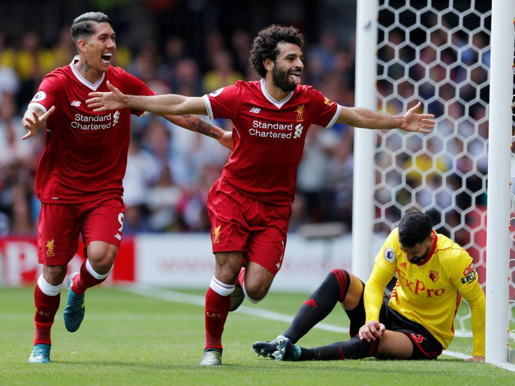 Watford-Liverpool (Reuters)