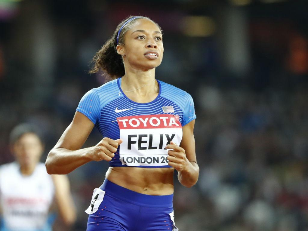 Allyson Felix