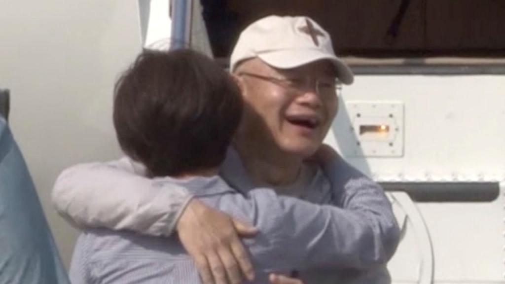 Pastor Hyeon Soo Lim foi libertado pela Coreia do Norte