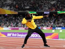 Usain Bolt revela o nome original e as primeiras fotografias da filha