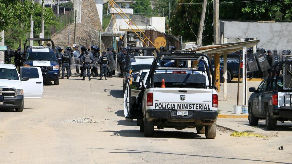 Polícia mexicana