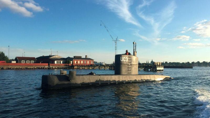 Submarino UC3 Natilus