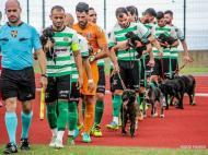 Lusitânia Sport Club (Foto: Facebook oficial)