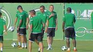 LC: Sporting prepara receção ao Steaua Bucareste