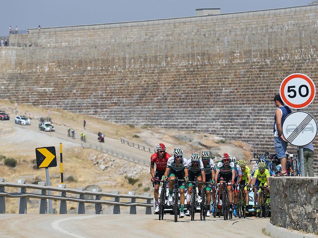 Volta a Portugal em bicicleta (Lusa)