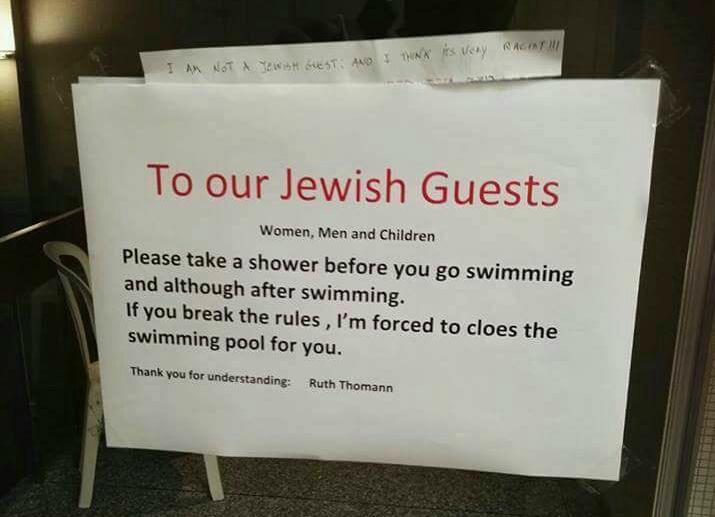 'The Guardian': Hotel suíço é acusado de anti-semitismo