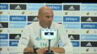 Zidane e o castigo a Ronaldo: «Estou chateado»